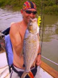 Another happy angler and his Tigerfish