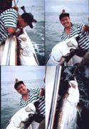 Angler Mick Toy and Tarpon